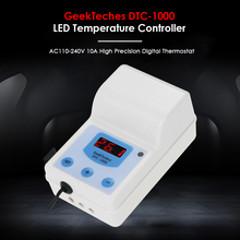 Buy AC110-240V 10A High Precision Thermoregulator LED Digital Water Temperature Controller Thermocouple Thermostat Aquaculture for $10.65 in AliExpress store