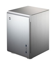 JONSBO U2 MINI ITX mini all-aluminum chassis supports ATX large power supply(China)