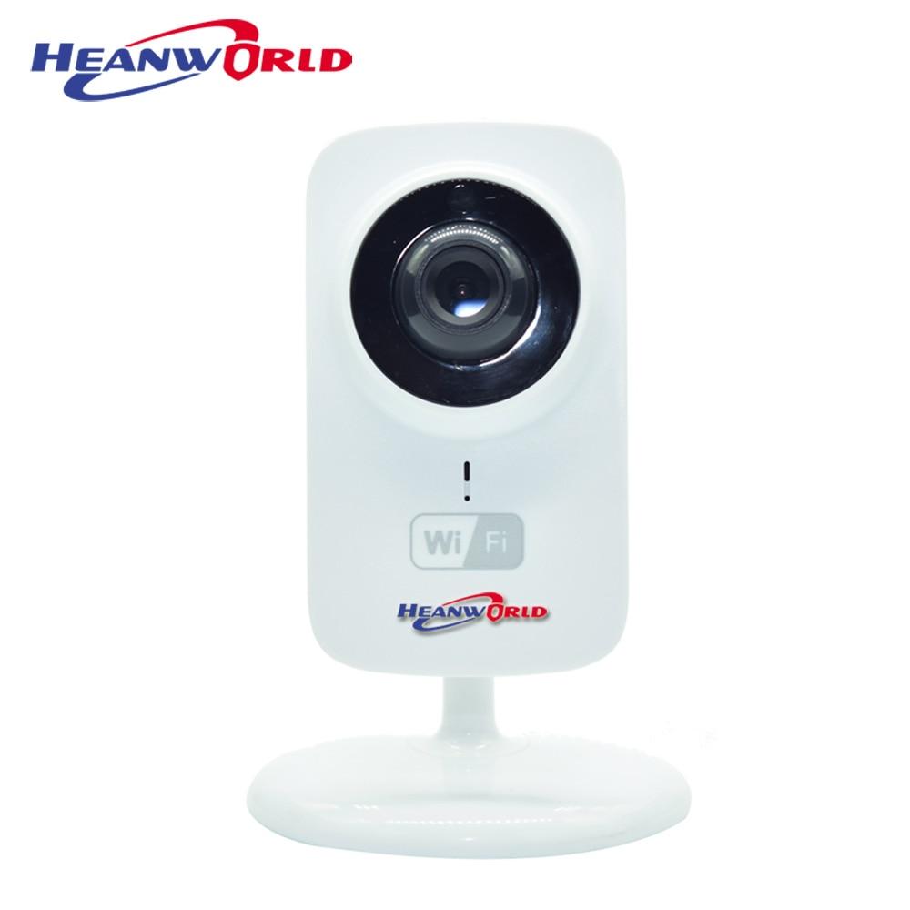 HD Home Smart Camera Wireless Mini Security Camera Alarm Video Cam Wifi Camera Audio Mobile Phone Remote Micro SD Night Vision<br>