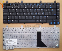 Laptop keyboard for HP ZE2000 ZV5000 DV5000 C300 R3000 ZX5000 SP Spanish layout Notebook replacement keyboard black Original New