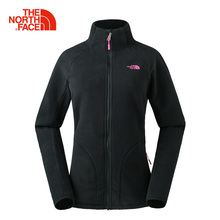 Intersport The North Face Women's Winter Down Jackets Warm Cotton Jacket Breathable 2017 Fleece Coat Casaco Feminino Sportwear(China)