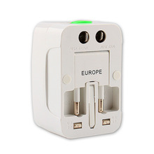 Universal travel adapter Electrical Power Plug Adapter US UK AU european plug adapter adaptador power socket charger adapter Hot