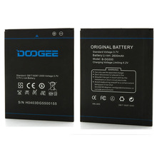 B-DG550 DG550 Original Cell Phone Battery For Doogee Dagger 550 2600mAh Real Capacity Replacement Batteries Best Quality