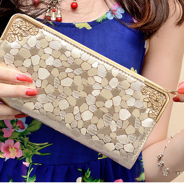 2019 New Style Korean Wallet Fashionable Ladies Purse Leisure Handbag Ladies  Wallet Women bag 9230e70e41
