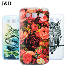 "For Samsung Galaxy Win i8552 Case PC Hard Cover For Samsung Galaxy Win i8552 GT-i8558 GT-i8552 4.7"" Phone Back Painted Cases(China)"