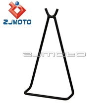 Universal MX Motorcycle Dirt Bike Off Road Bikes Triangle Axle Stand Kickstand For YZ CR RM KX CRF(China)