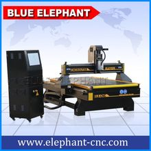 Vacuum table 1325 router cnc wood carving machine price USB Port CNC 1325 Wood carving machine 3 axis milling router machine