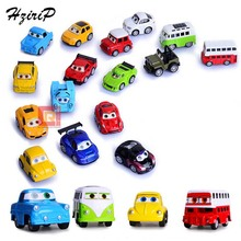 4Pcs/Set Best Gift Plastic Racing Toy Cars for Child Mini Car Model Kids Toys for Children Decoration Doll Kawaii Brinquedos