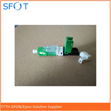SC/APC  Fiber Optic Fast Connector, Fast Connecter high quanlity Pre-embedded, Telecommunication Standard, Fiber Connector