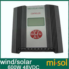 48VDC input 600W Hybrid Wind Solar Charge Controller, Wind Regulator,  Wind Charge Controller