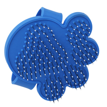 Pet dog cat Rubber Grooming Brush Comb Shower Bath Massage Comb Dog/Cat Hair Comb Pet Grooming Products IC892007