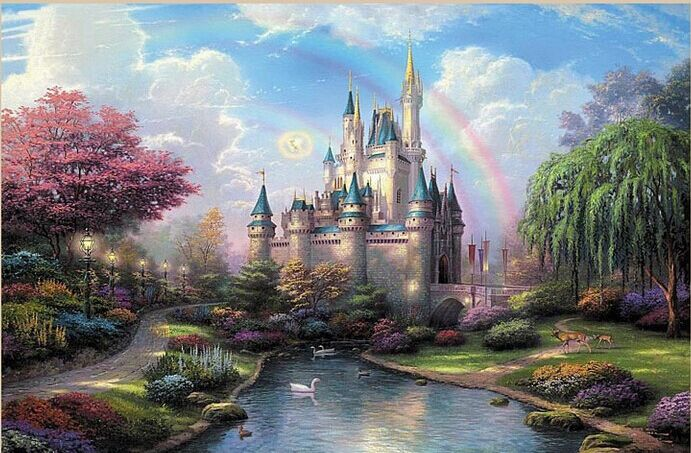 Dream Castle Decompression and upgraded version pa...