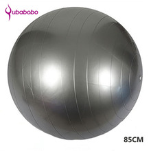 85cm PVC Unisex Yoga Balls for fitness 4 colors Gym ball for Slimming Baby Balancer ball women Fitness Ball without Air Pump