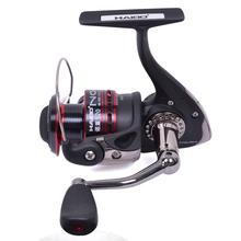 HAIBO Brand NOAH 510/520 1000 2000 series stainless steel bearing 5BB spinning reel fishing reel fish wheel