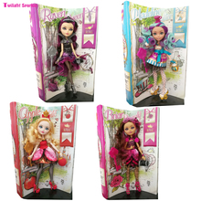 Original New Monster Ever After High Quality Fashion Dolls Joints Anime Model Toy for Girls Gift Toys & Doll no box No stent