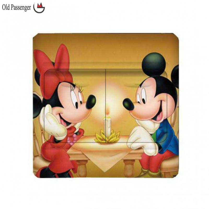 Famous Minnie Mouse Birthday Wall Decor Image Collection - Wall Art ...