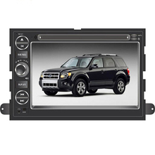 NaviTopia Wince 6.0 Car Multimedia Player For Ford Focus 2004 2005 2006 for Ford Edge 2007 2008 2009 for Ford Expedition 07-09