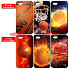 Hot Basketball Grain Cover Case for iPhone 4 4S 5 5S SE 5C 6 6S 7 Plus iPod Touch 5 LG G2 G3 G4 G5 G6 Sony Xperia Z2 Z3 Z4 Z5