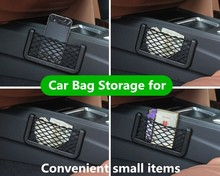 1pcs Car Carrying Storage bag for Geely Vision SC7 MK CK Cross Gleagle SC7 Englon SC3 SC5 SC6 SC7 Panda Car Sticker(China)