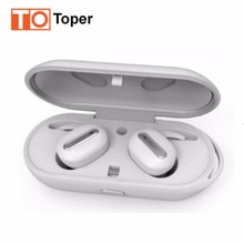 Wireless Sport Earbud TWS Mini Invisible Double Earpiece Earphone Portable Bluetooth 4.2 Stereo Headset Charger Box For Phone