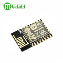 50pcs/lot ESP8266 serial WIFI model ESP-12 ESP12 Authenticity Guaranteed ( ESP-12E )(China)