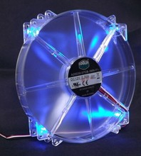 Cooler Master A23030-07CB-3MN-F1 12V 0.30A 20CM  200*30 3 wire cooling  fan