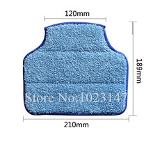 1 set Robot Vacuum Cleaner Parts Microfiber Cleaning Cloth Mop for Neato botvac 70E 75 80 85 D80
