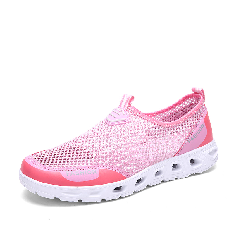 Brand Summer Shoes Woman Ladies Sport Fashion Slip on Casual Shoes Women Flats Zapatos Women Zapatillas Deportivas Mujer<br><br>Aliexpress