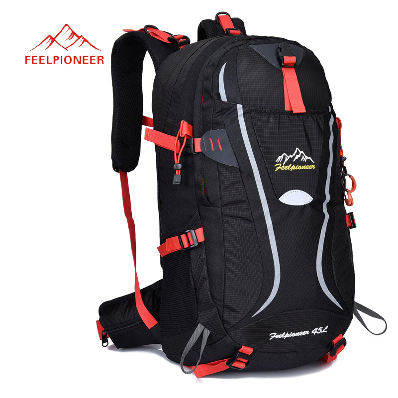 Outdoor bag Professional Cycling Backpack Riding Rucksacks Bicycle Road bag Bike Knapsack Sport Camping Hiking Backpack 45L<br>