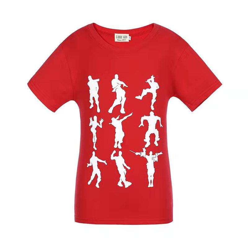 Floss t shirt kids Battle Royale for gaming nite tee