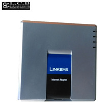 Free Shipping!  Unlocked linksys voip gateway SPA3000 FXS FXO VoIP Phone Adapter without retail box