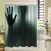Modern Waterproof Shower Curtain Bathroom Products Help Me 3d Print Fabric Bathroom Curtain for Wet Room