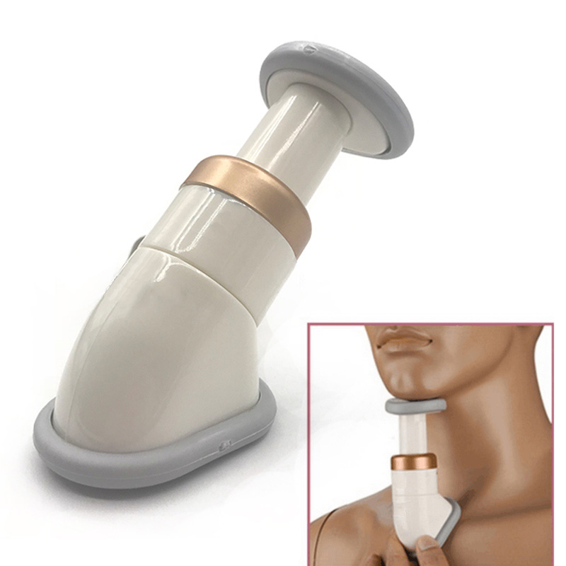 Chin Massage Delicate Neck Slimmer Neckline Exerciser Reduce Double Thin Wrinkle Removal Jaw Body Massager Face Lift Tools 5
