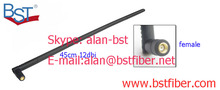 wifi antenna ,12 dbi 2.4 G wireless omnidirectional high-gain wifi router network antenna SMA female(China)