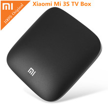 Buy Original Xiaomi MI TV BOX 3S Android 6.0 2G RAM 8G Smart 4K Set-top Box Quad Core Amlogic S905X Dolby DTS Netflix Media Player for $60.99 in AliExpress store
