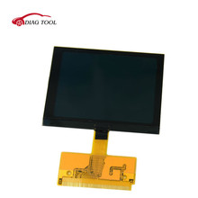 New arrival Free Shipping VDO LCD Display for Audi A3 A4 A6 for VW Volkswagen dashboard pixel repair