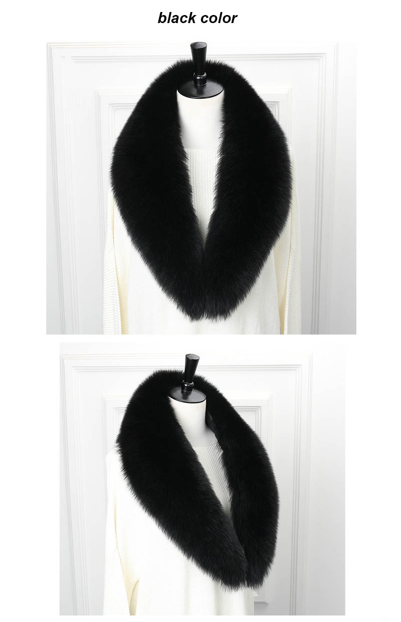 fox collar 110 black 1
