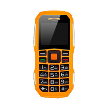 New Old Man Low Price Mobile With Camera MP3 FM Radio Shockproof Dustproof Rugged Sports Cheap Phone SD001(China)