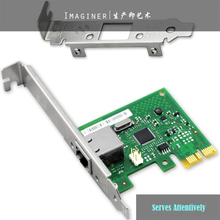 NEW OEM I210-T1 PCI-E X1 Gigabit Ethernet Network Card(NIC), PCI Express 2.1 X1, Intel I210-T1 1000M I210T1 Lan, Lscsi GPEX Etc.(China)