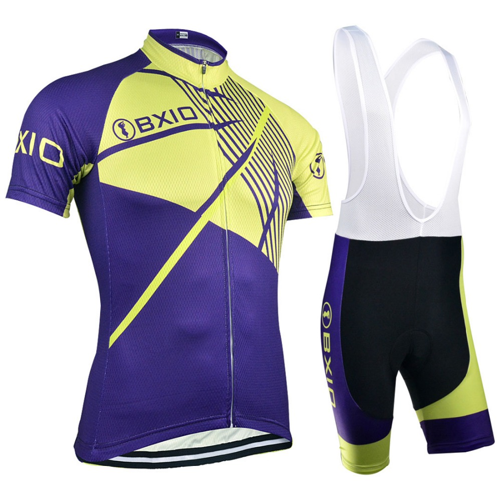 Cycling Jersey Sets Bike Bicicleta Cycling Clothing Brand Mountain Wielerkleding Skinsuit Pro Team Ropa Ciclismo BXIO 114<br><br>Aliexpress