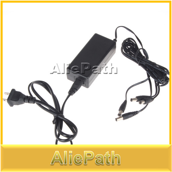 4 Channel 12V DC Distributed Power Supply Power Adapter Splitter for CCTV Security Camera, Free Shipping<br><br>Aliexpress