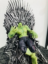 17cm The Iron Throne Game Of Thrones A Song Of Ice good gift Fire Figures Action & Toy Figures One Piece Action Figure funny toy(China)