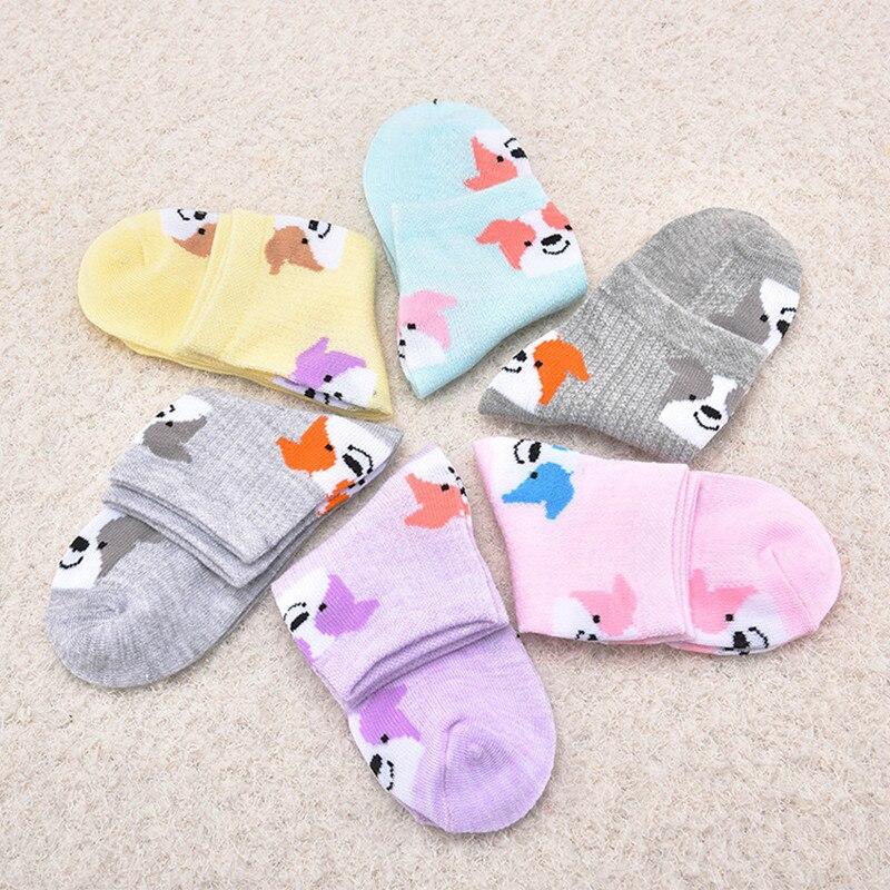 6Pairs//Lot Princess Baby Girls Socks Cotton Toddler Ankle Length Socks Gift Set