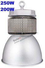 warehouse led lighting 200W replace 1000W HPS MHL  5 years warranty PhilipsSMD3030 LED Meanwell DHL Fedex free shipping