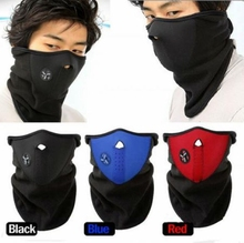Cycling Bike Sports Bicycle Neck Warm Protect Face Mask Veil Guard Veil ON SALE