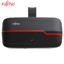Fujitsu Virtual Reality Glasses Eletronic Product VR AIO Glasses Box Playing Game and Watch 2D 3D Movie with WIFI or Mobile HDD