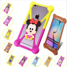 Universal 3D Soft Silicon smartphone Case cases cover For BenQ B50 B505 B506 F52 T47 Fox BMM 431 532 541 542 BlackBerry Aurora