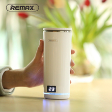 Healthy Lifestyle Remax G01 Smart Cup Reminder Drinking Water Show Temperature Test Water Quality Stainless Steel Simple Design
