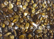 2KG  NATURAL TIGER EYE QUARTZ CRYSTAL TUMBLED FREEDOM BODY,Wholesales Price,Free Shipping