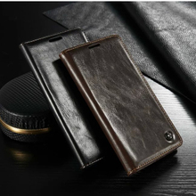 For LG G4 Case Luxury Magnetic Auto Flip Original Mobile Phone Cases Bag For LG G4 Cover Genuine Leather Wallet Case Accessories(China)